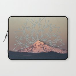 Mountain Mandala Laptop Sleeve