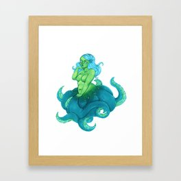 Octobabe Framed Art Print