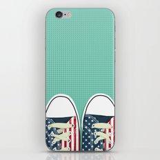 Casual American iPhone & iPod Skin