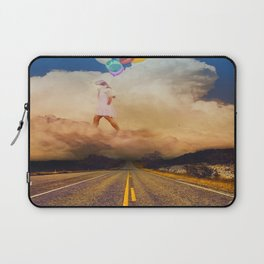 A matter of perception: As above, So below Laptop Sleeve