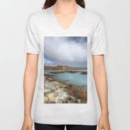 Rodel, Isle of Harris Unisex V-Neck