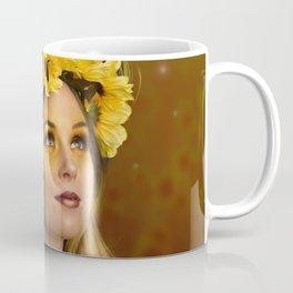 The Viaduct Poster: Sunflower Coffee Mug