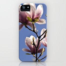MAGIC MAGNOLIA iPhone Case