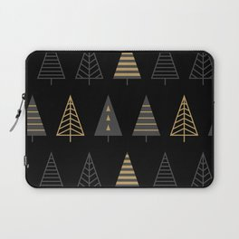 MODERN CHRISTMAS TREES 2 Laptop Sleeve