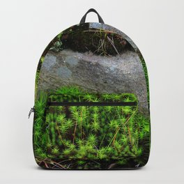 Vibrant Moss Backpack