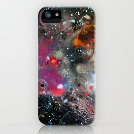 Chemistry of Nothing iPhone Case