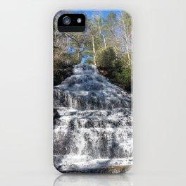 TN Waterfall iPhone Case