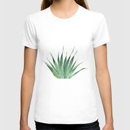 Tropical Palm Leaf #4 | Watercolor Painting T-shirt