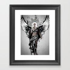 Valkyrja Framed Art Print