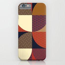 Japanese Patterns 04v iPhone Case