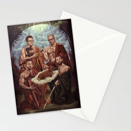 GOG vs GB2 Stationery Cards