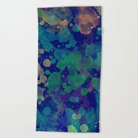 Abstract XV Beach Towel