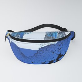 From the ocean-I Fanny Pack