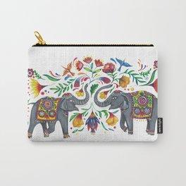 2 Elefanten Carry-All Pouch