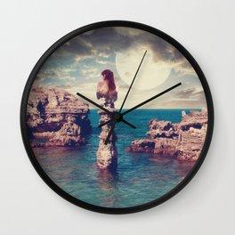 Where the silence has lease Wall Clock