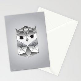 Owl. Stationery Cards