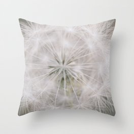 Soft Wishes Throw Pillow