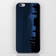 fishermen iPhone & iPod Skin