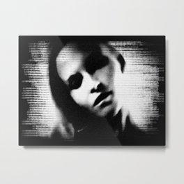 An Erotic Photographer Metal Print