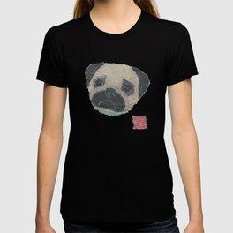 Pug, Dog T-shirt