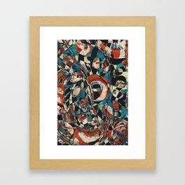 Pattern № 76 Framed Art Print