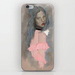 Classic Beauty iPhone Skin