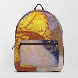 Gustav Klimt - Goldfische - Digital Remastered Edition Backpack