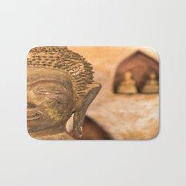 Wat Si Saket Buddhas VII, Vientiane, Laos Bath Mat