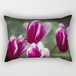 Cyclamen_1_Balboa_Park_Botanical_Garden Rectangular Pillow