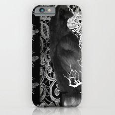 Crow And Lace Slim Case iPhone 6s