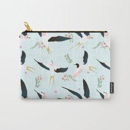 Birds #society6 #decor #buyart Carry-All Pouch