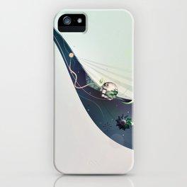 Organic Panic iPhone Case