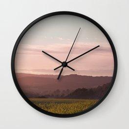 Un paisaje para mí sólo Wall Clock