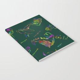 Magic symbols Notebook