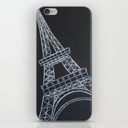 No. 58 - The Eiffel Tower iPhone Skin