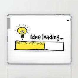 Idea Loading Laptop & iPad Skin