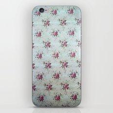floral II iPhone & iPod Skin