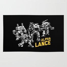 Alpha Lance Rug