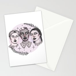 The Weird Sisters Stationery Cards