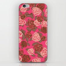 Vintage Roses #3 iPhone & iPod Skin