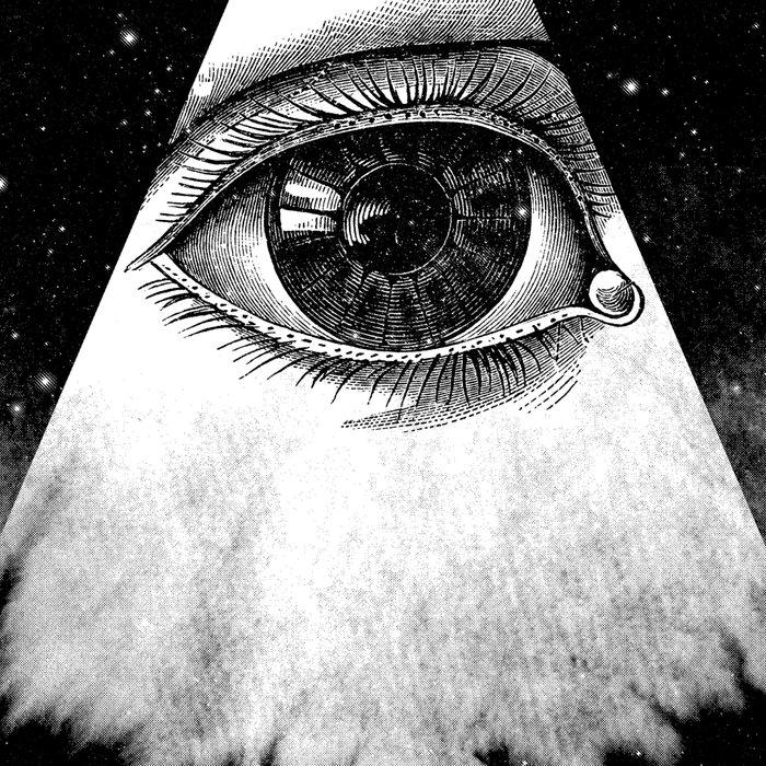 The Eye In The Sky Leggings