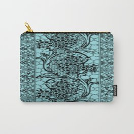 Vintage Lace Island Paradise Carry-All Pouch