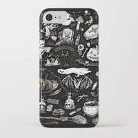 witchcraft iPhone & iPod Cases featuring Witchcraft by pakowacz