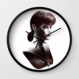 Blade Runner Poster Wall Clock