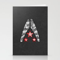 """n7 Stationery Cards featuring """"My Favorite Things"""" Alliance by Helenasia"""