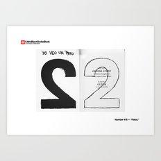 #18 — Patos Art Print