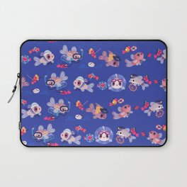 Cory cats on voyage Laptop Sleeve