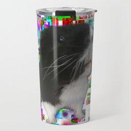 Guinea Pig TV Travel Mug