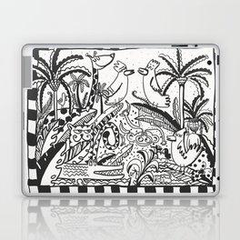 It's a jungle Laptop & iPad Skin