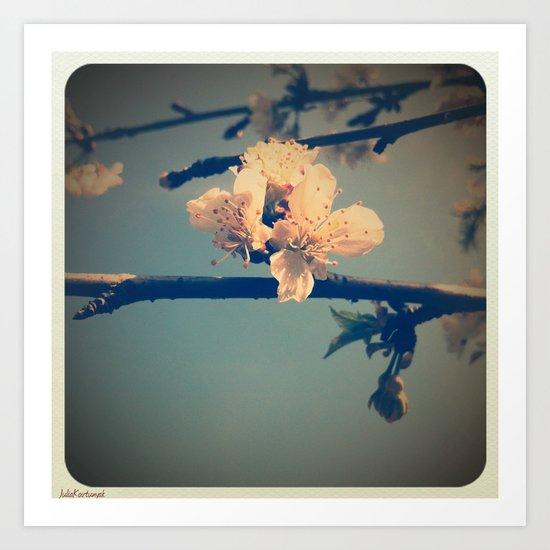 Tender Spring Art Print